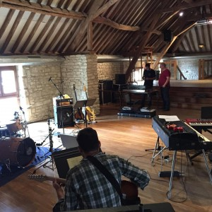 Nice place for 3 days of rehearsal france jazz rockhellip