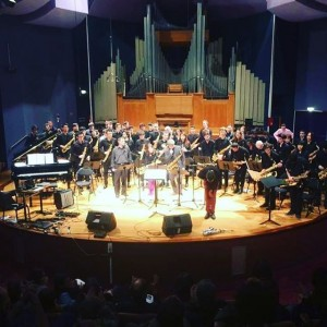 What was a great show ! 50 saxophonistes with suchhellip