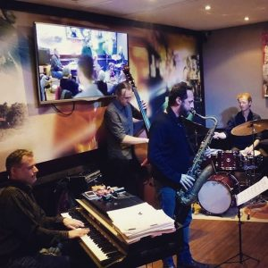 At festival jazztitudes de Laon music jazz festival jazzclub saxophonehellip