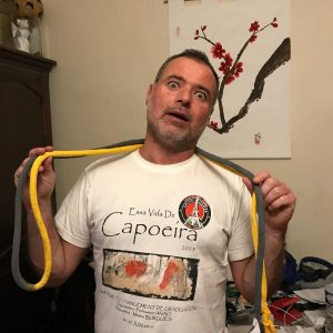New grade on Capoeira ! capoeira happy france muzenza jazzhellip