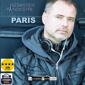 album paris sébastien paindestre trio, 4 étoiles jazzmagazine, élu citizenjazz.com
