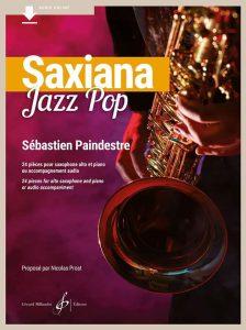 Recueil de 24 pièces pour saxophone chez Billaudot