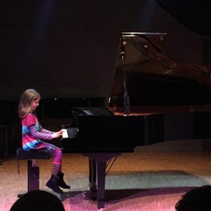My daughter 8 years old on piano Im so prodhellip