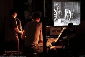 ciné-concert Paindestre/Roger